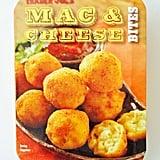 Mac and Cheese Bites ($4)