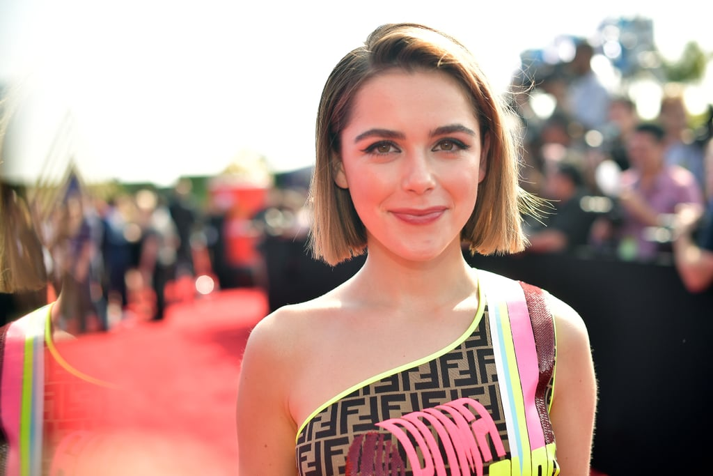 Kiernan Shipka at the MTV Movie & TV Awards