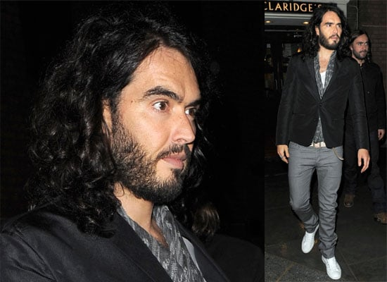 17/04/2009 Russell Brand