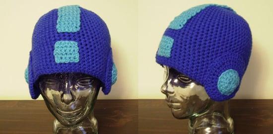 Megaman Skull Cap