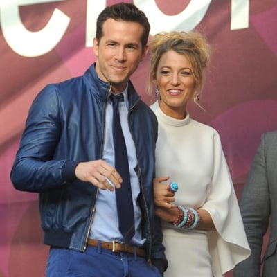 Blake Lively and Ryan Reynolds at Chime For Change | Picture