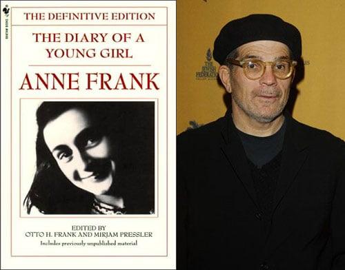 Anne Frank + Disney + Mamet = What?