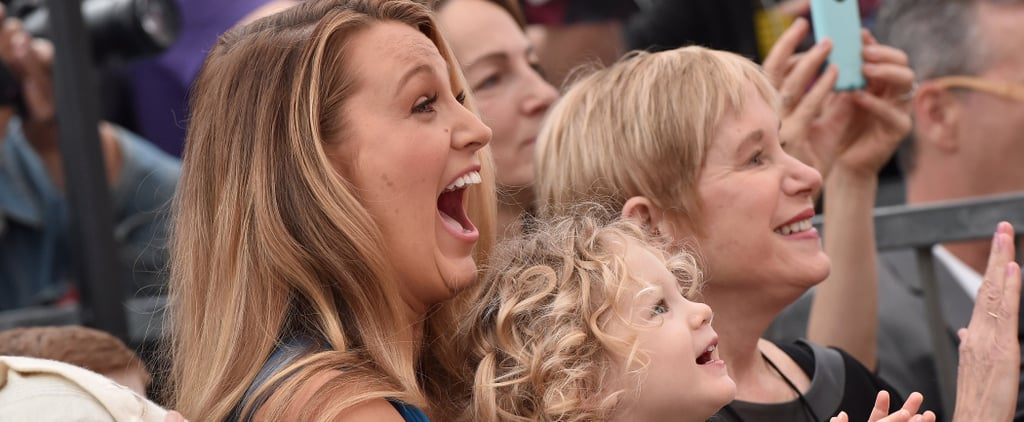 These Cute Moments Between Blake Lively and Her Daughters Belong in a Museum
