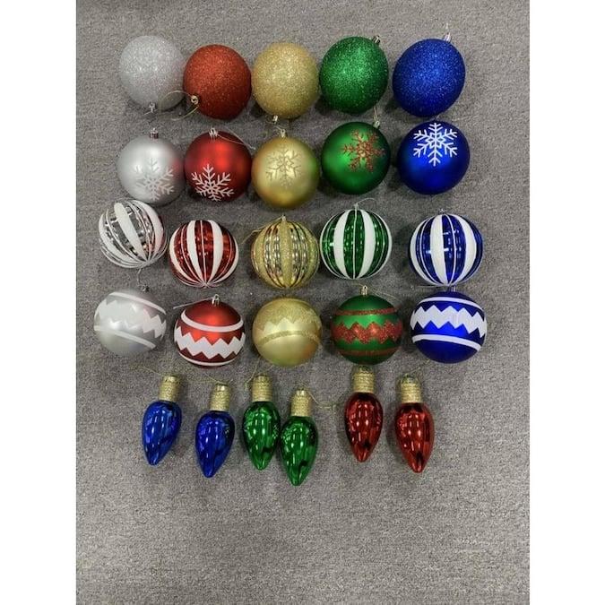 Holiday Living Ball Ornament Lowes.com
