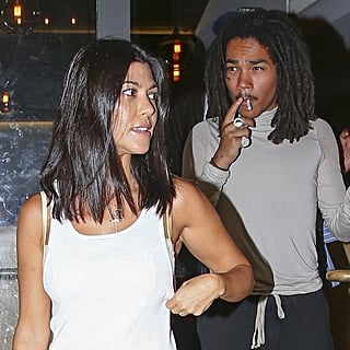 Are Kourtney Kardashian and Luka Sabbat Dating?
