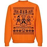90s Kid Halloween Sweater