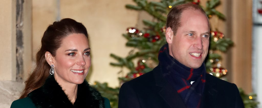 Prince William and Kate Middleton Recite a Christmas Poem
