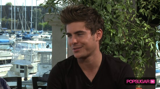 New Video of Zac Efron Interview For Charlie St. Cloud 2010-07-23 02:00:00