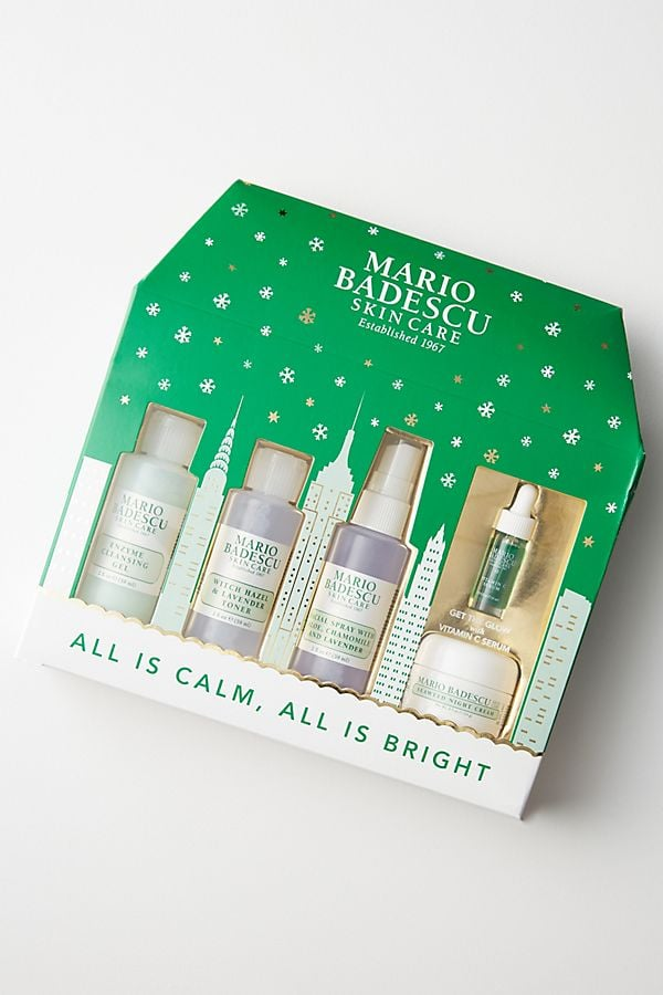 Mario Badescu Calm Bright Holiday Gift Set These Are By