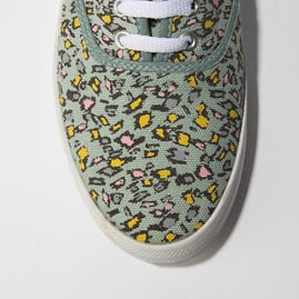 Printed Sneakers For $20
