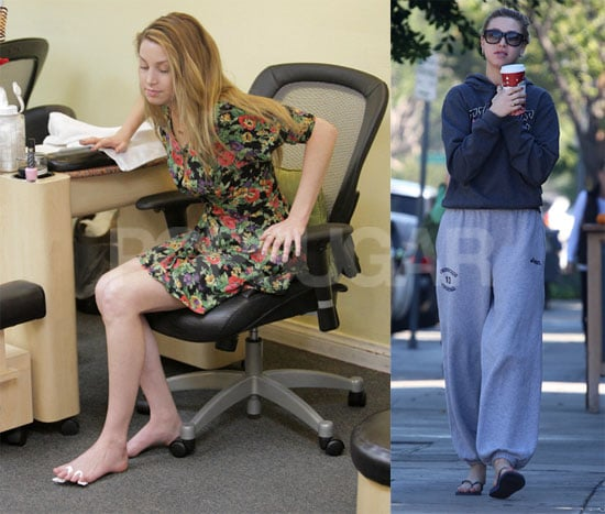 Photos of Whitney Port in Beverly Hills
