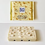 Ritter Sport —White Chocolate With Whole Hazelnuts