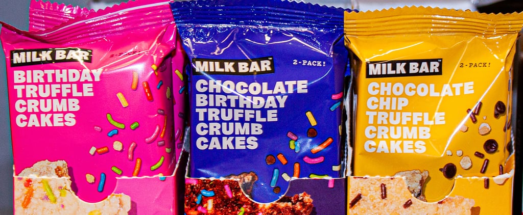 Milk Bar Is Now at Target With New Truffle Crumb Cakes