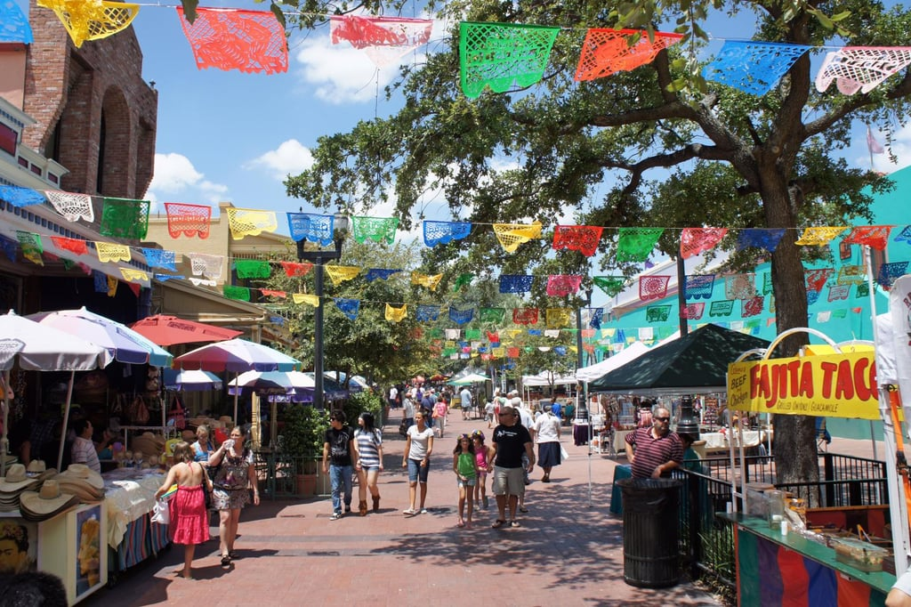 Market Square San Antonio Tx Best Places To Celebrate