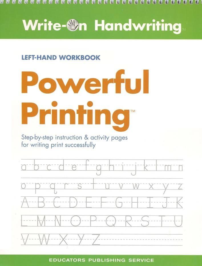 Printing Workbook