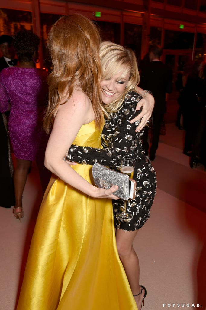 Pictured: Isla Fisher and Reese Witherspoon