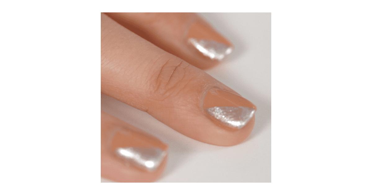 Diy nude nail art video popsugar beauty prinsesfo Images