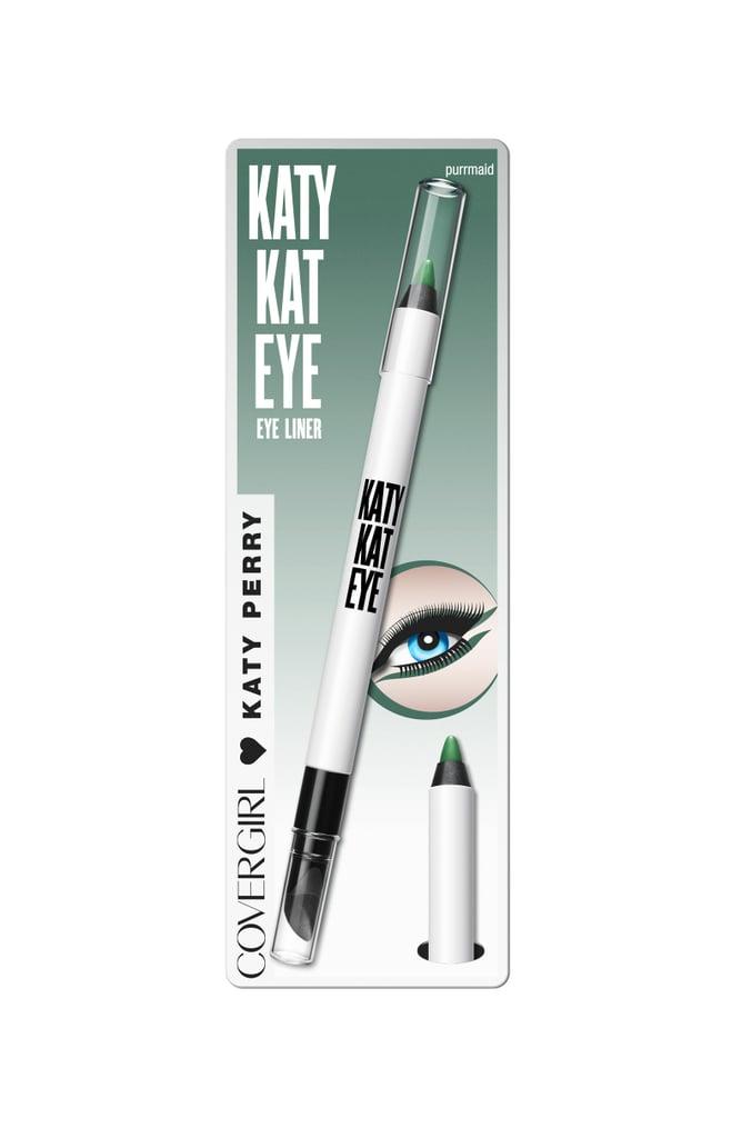 Katy Kat Eyeliner in Purrmaid, $8