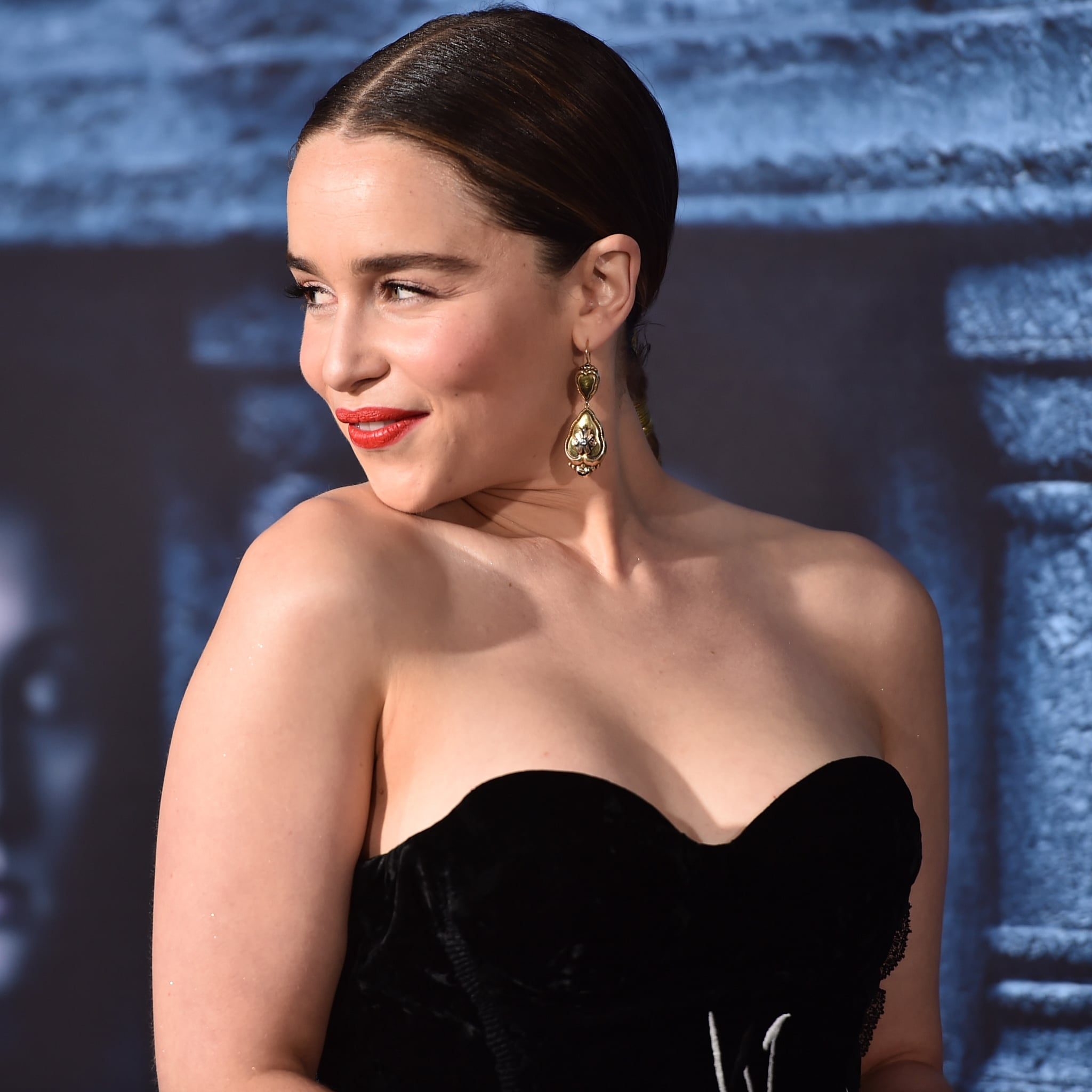 Hot Emilia Clarke Pictures Popsugar Celebrity