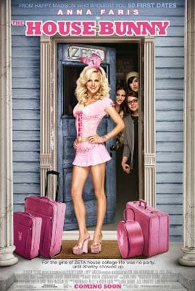 Watch the Trailer For The House Bunny