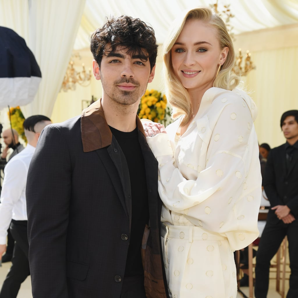"What happens in Vegas, goes on Instagram! Sophie Turner and Joe Jonas tied the knot in Sin City after obtaining a marriage licence on May 1, according to E! News. They were conveniently already in Vegas for the Billboard Music Awards. Thanks to the livestream skills of celebrities like Diplo, fans basically got a front row seat to the nuptials, complete with an Elvis officiator.  In the videos shared by Diplo, Sophie was seen walking down the aisle to a live performances of Dan + Shay's ""Speechless"". Despite the last-minute celebrations, she had the signature white dress and veil of a bride. Joe had the support of his brothers, Nick and Kevin, as he and Sophie exchanged vows and, wait for it, ring pops. That's pretty freakin' cute. After Joe and Sophie sealed the deal with a kiss, she was embraced by her sister-in-law Priyanka Chopra, who appeared to be a bridesmaid. Celebrities guests filled the seats, and could be seen filming the ceremony. Aw!   Joe and Sophie got engaged back in October 2017 after less than a year of dating. They reportedly were planning a Summer wedding in Europe, and maybe they'll still celebrate there! We'd love to see Maisie Williams as a bridesmaid. Congrats, Joe and Sophie! We wish you all the best."