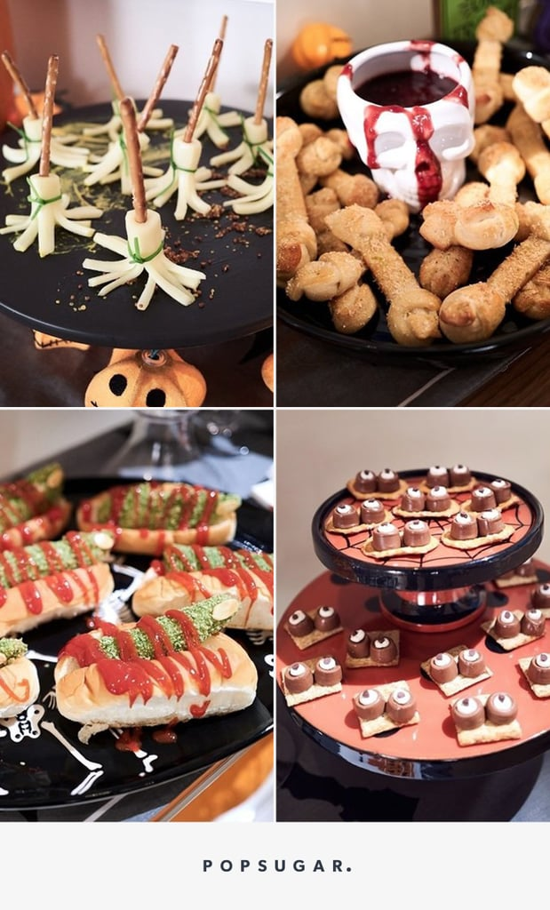 Giada De Laurentiis Halloween Party Ideas | POPSUGAR Food