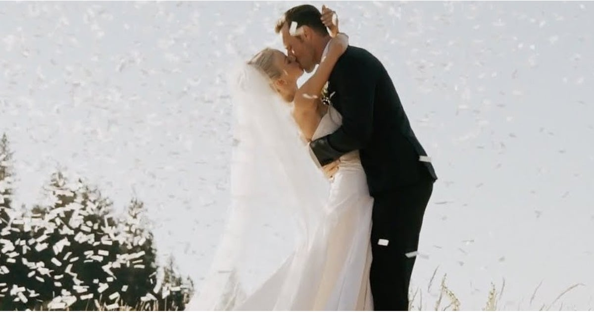 Julianne Hough And Brooks Laich S Wedding Video Popsugar
