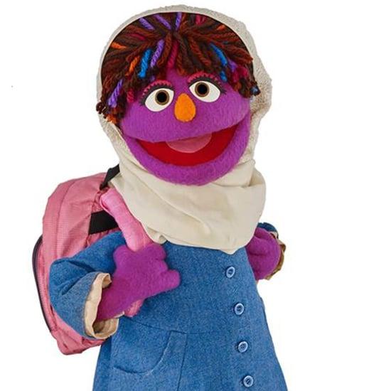 Sesame Street Afghan Muppet | Video