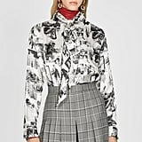 Zara Campaign Collection Printed Shirt