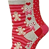 It's basically a rule that grown-ups get sock at Christmas. But they don't have to be boring. These gingerbread socks (£7) will raise a smile on even the grumpiest grinch!