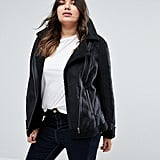 Junarose Plus Biker Jacket