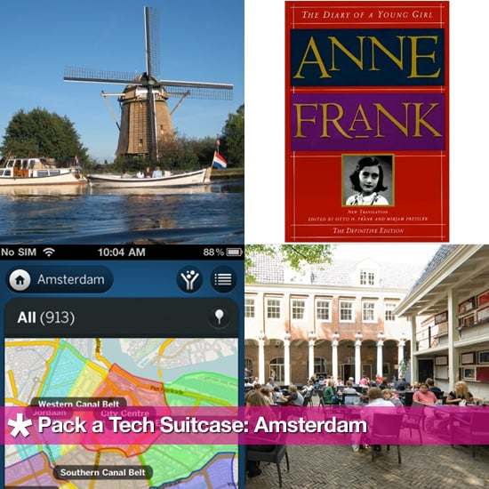 Amsterdam Travel Gadgets and Apps