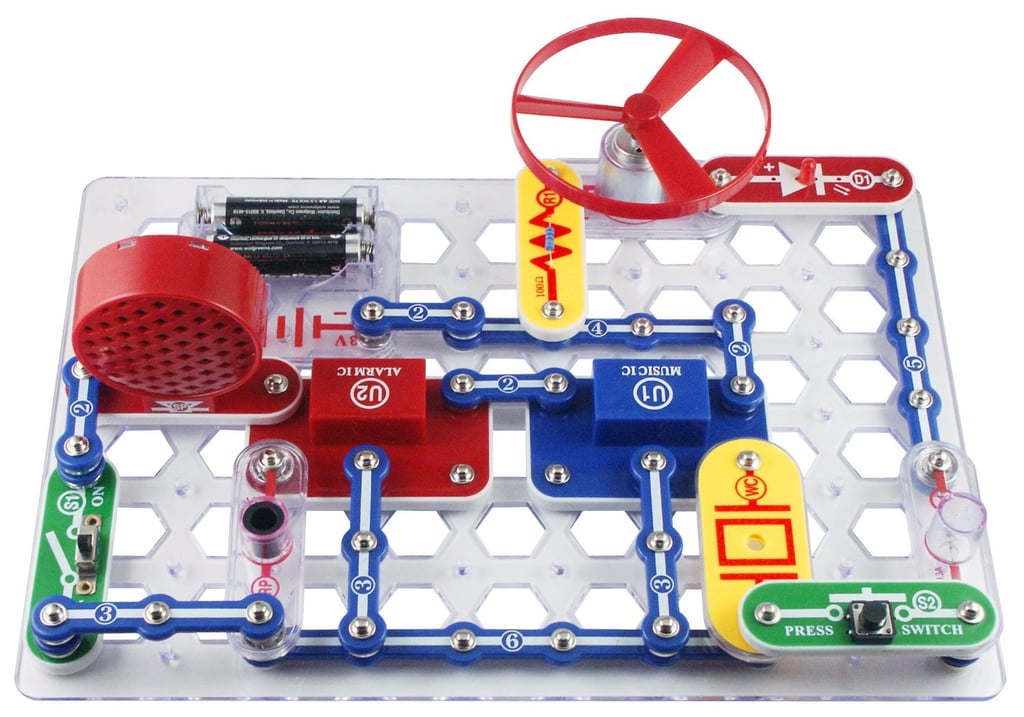 For 7-Year-Olds: Elenco Electronic Snap Circuits, Jr. Kit