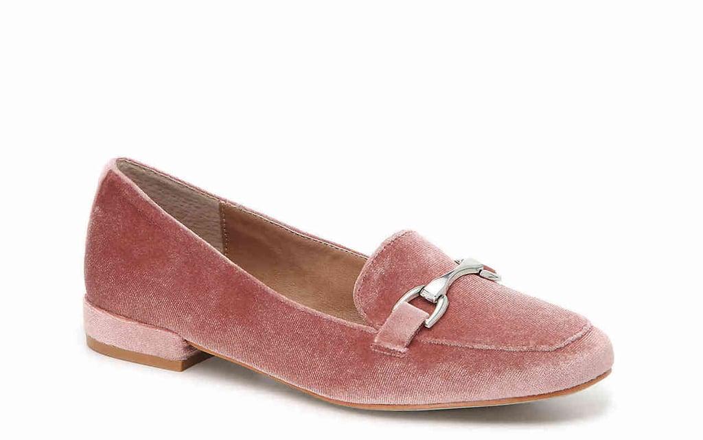 15c44c3e379 Steve Madden Women s Pawly Velvet Loafers