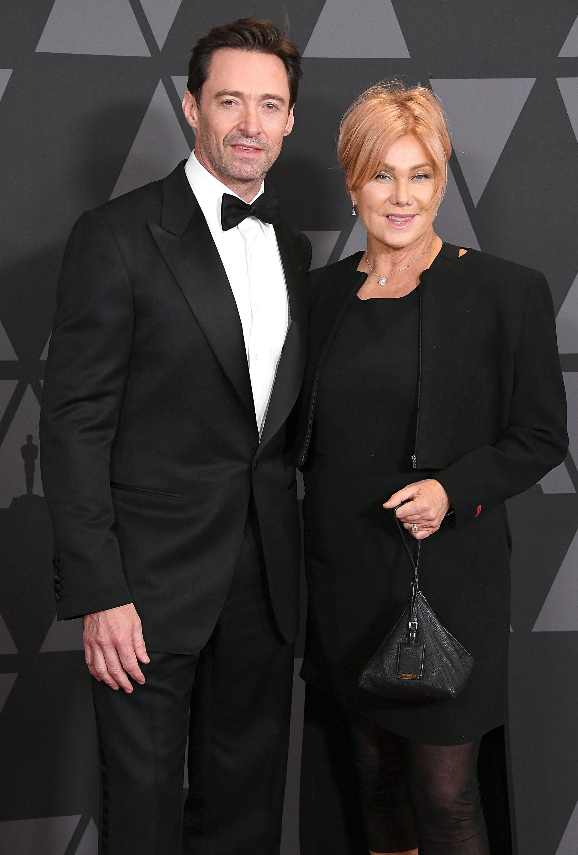 Who Is Hugh Jackman's Wife? | POPSUGAR Celebrity