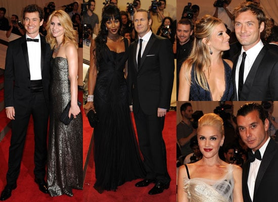 Photos of Couples at the Met Costume Institute Gala