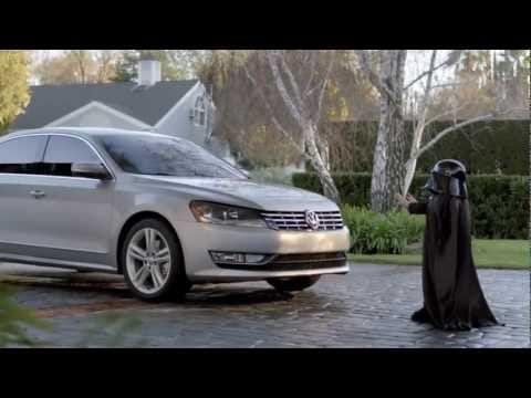 """Volkswagen's """"The Force"""" (2011)"""