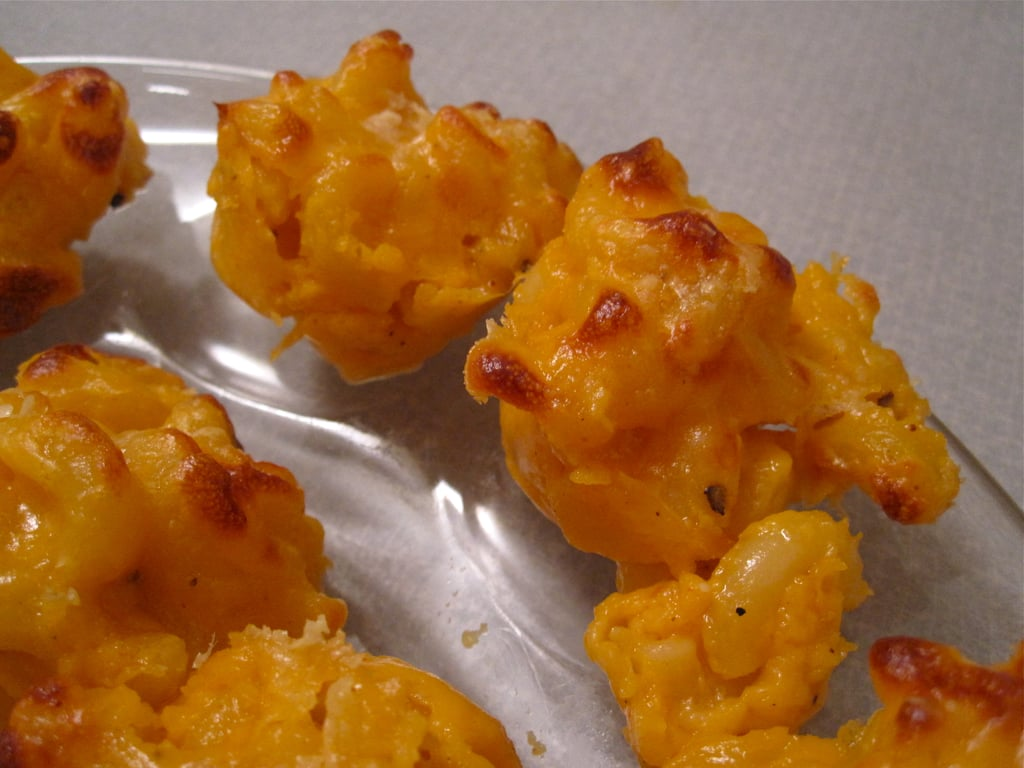 Three-Cheese Mini Macs