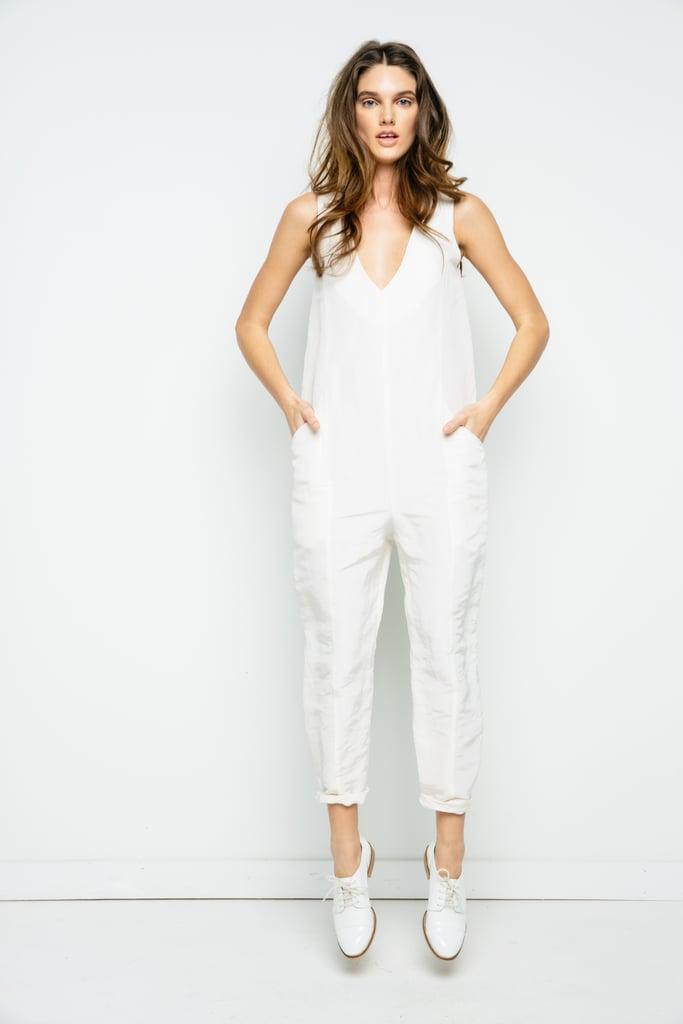 Elizabeth Suzann\'s Simple Affordable Wedding Dresses | POPSUGAR Fashion