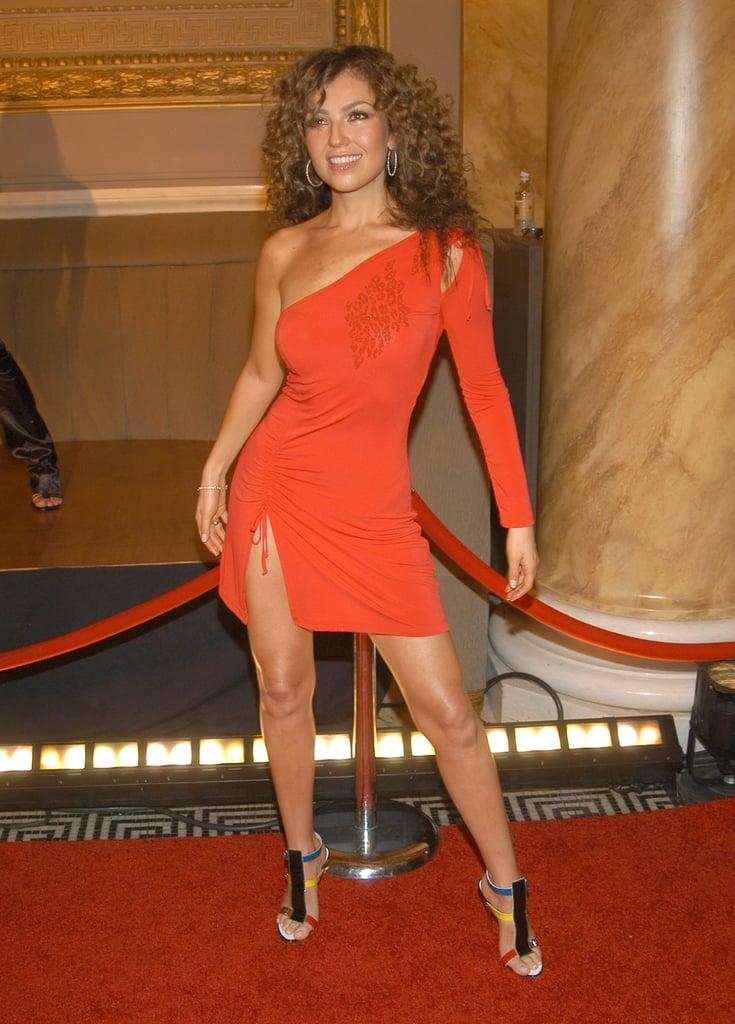Thalia S Sexiest Dresses Popsugar Latina