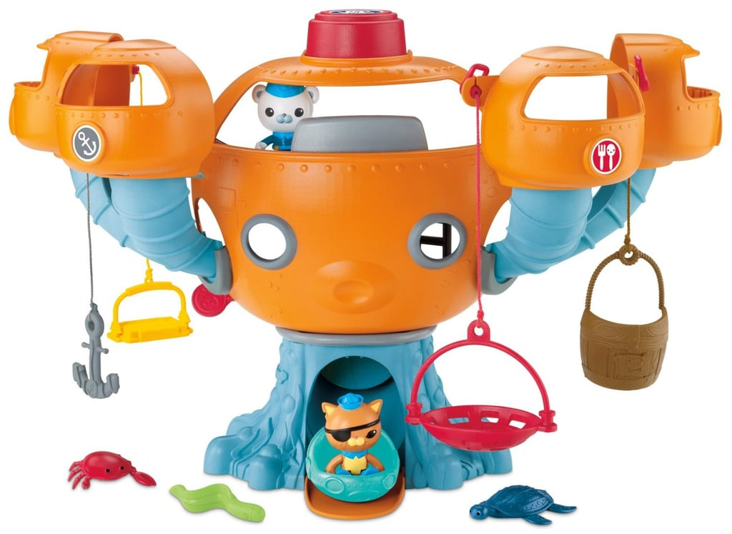 For 2-Year-Olds: Fisher-Price Octonauts Octopod Playset