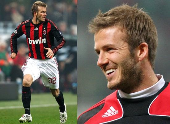 29/01/2009 David Beckham