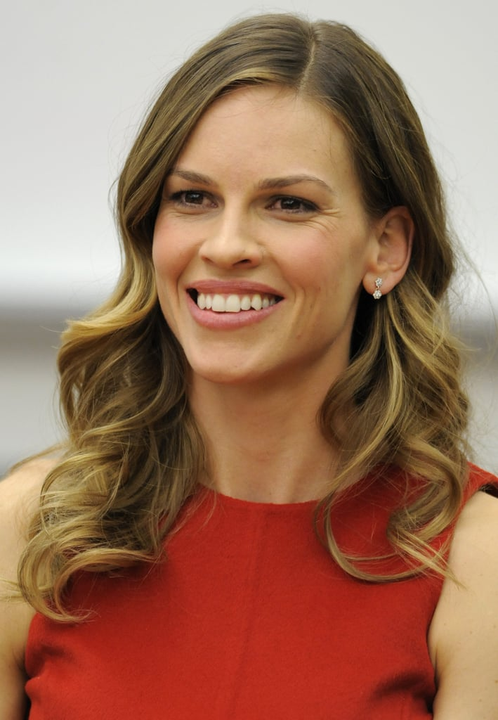 Hilary Swank Clips Coupons