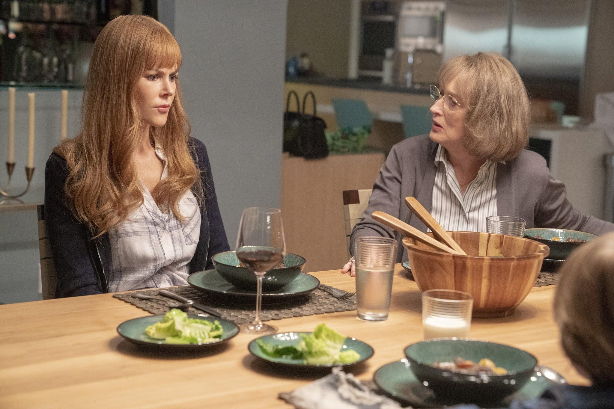Nicole Kidman Meryl Streep Big Little Lies