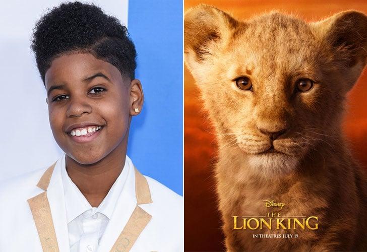 The Lion King 2019 Cast Popsugar Entertainment