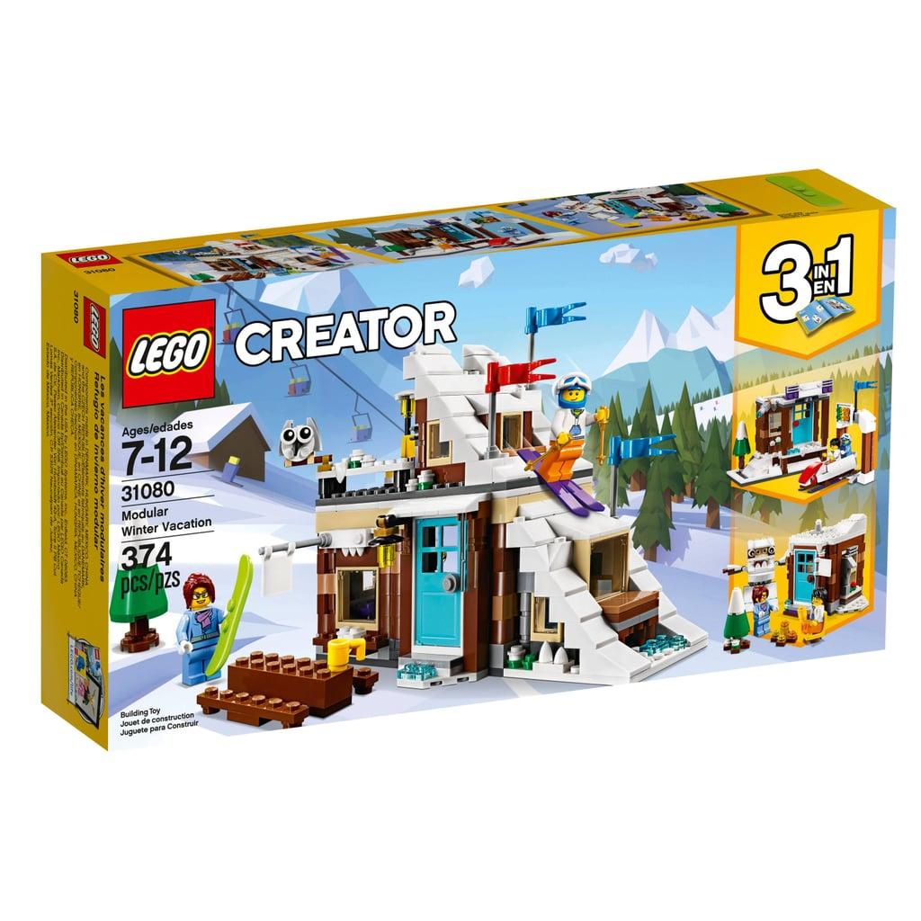 lego creator modular winter vacation best lego sets. Black Bedroom Furniture Sets. Home Design Ideas