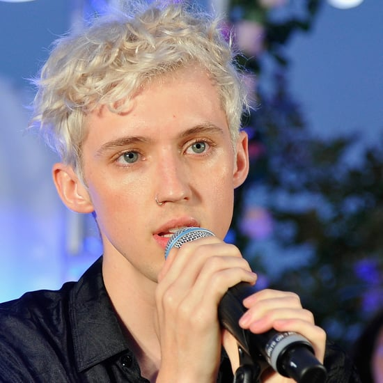 Troye Sivan's Ariana Grande Cover as Michael Bublé Video