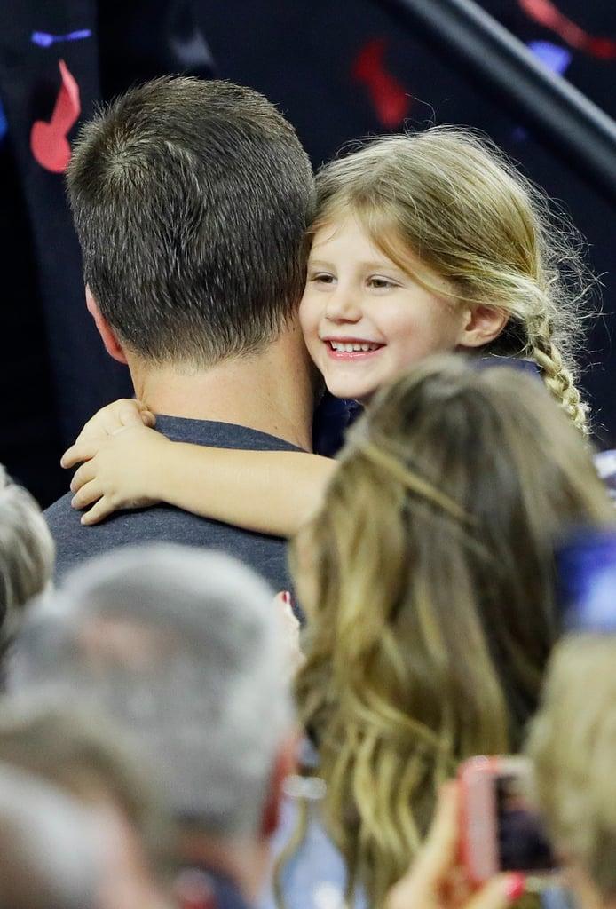 Tom Brady and Gisele Bundchen Super Bowl 2017 Pictures ...