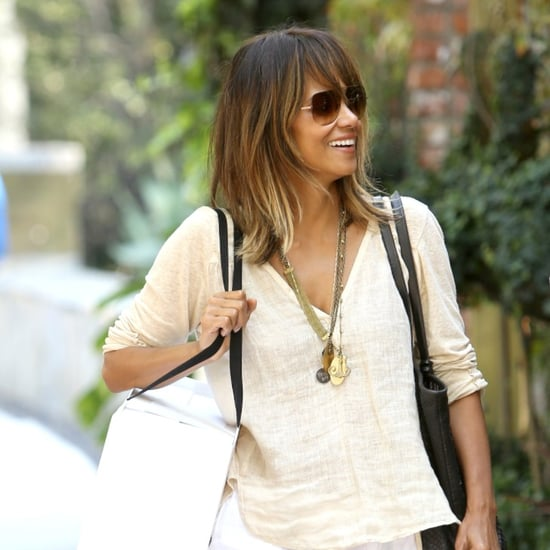 Halle Berry Out in LA October 2015 | Pictures
