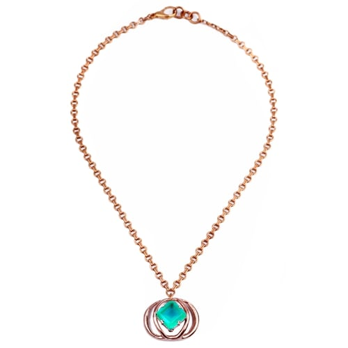 We love Lulu Frost's Althea necklace ($130) because it looks like a vintage, one-of-a-kind piece.